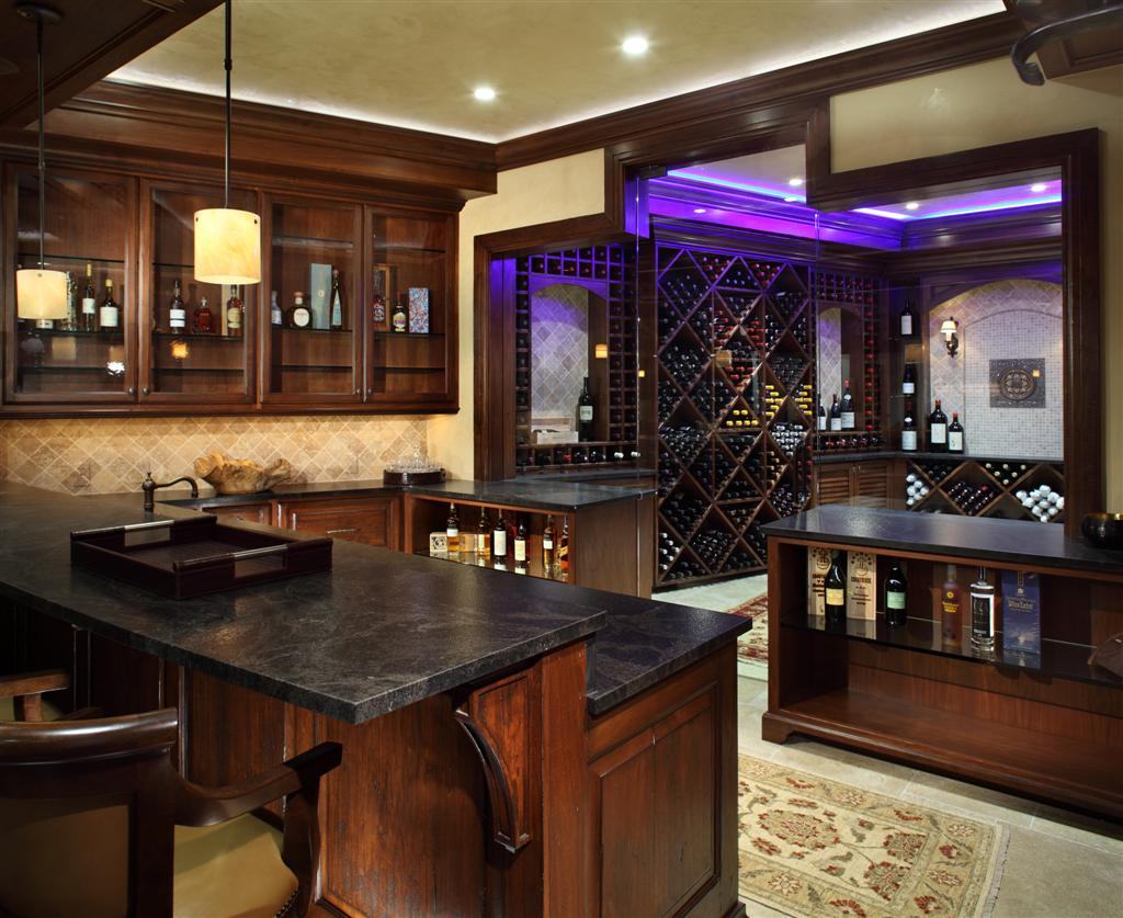 Mountain Song Wine Room
